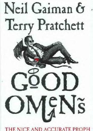 Cover - Good Omens